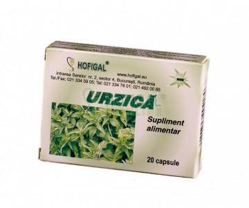 Urzica - 20 capsule
